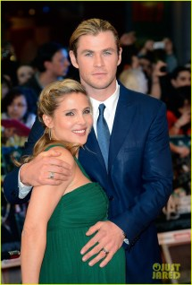 'avengers' Cast European Premiere 2650926 Chris