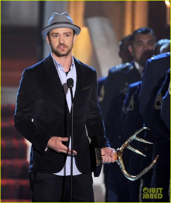 Justin Timberlake 2012