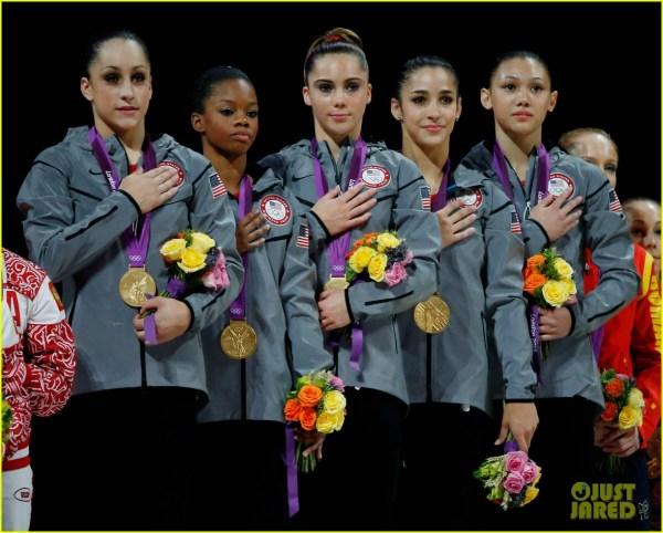 U. Women' Gymnastics Team Wins Gold Medal