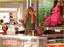 Taylor Swift & Camila Alves Macy' Fall Tv Spot Stills