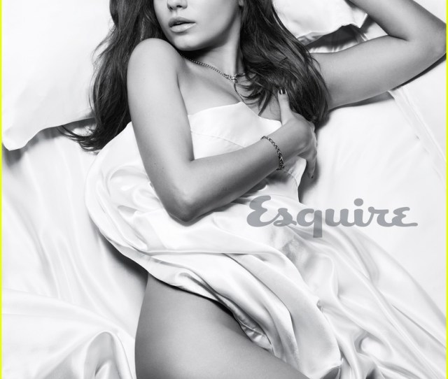 Mila Kunis Topless Esquire Magazine Cover