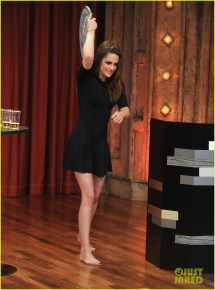 Kristen Stewart Late Night