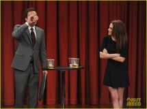 Late Night with Jimmy Fallon Kristen Stewart