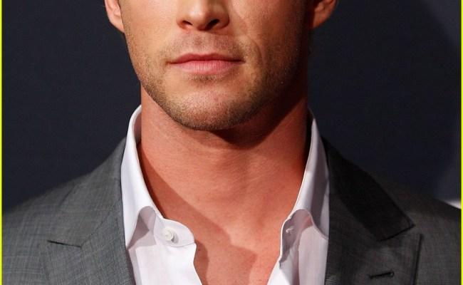 Chris Hemsworth Sam Worthington 2013 Foxtel Launch