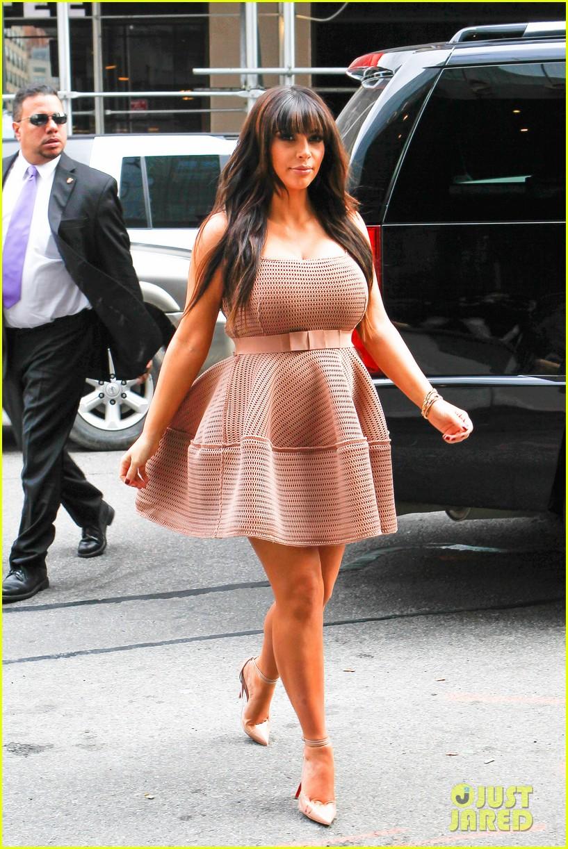 Kim Kardashian On Her Pregnancy I Feel Really Good Photo 2838228 Kim Kardashian Pregnant