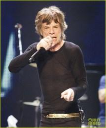 Carrie Underwood Rolling Stones Concert Surprise Guest