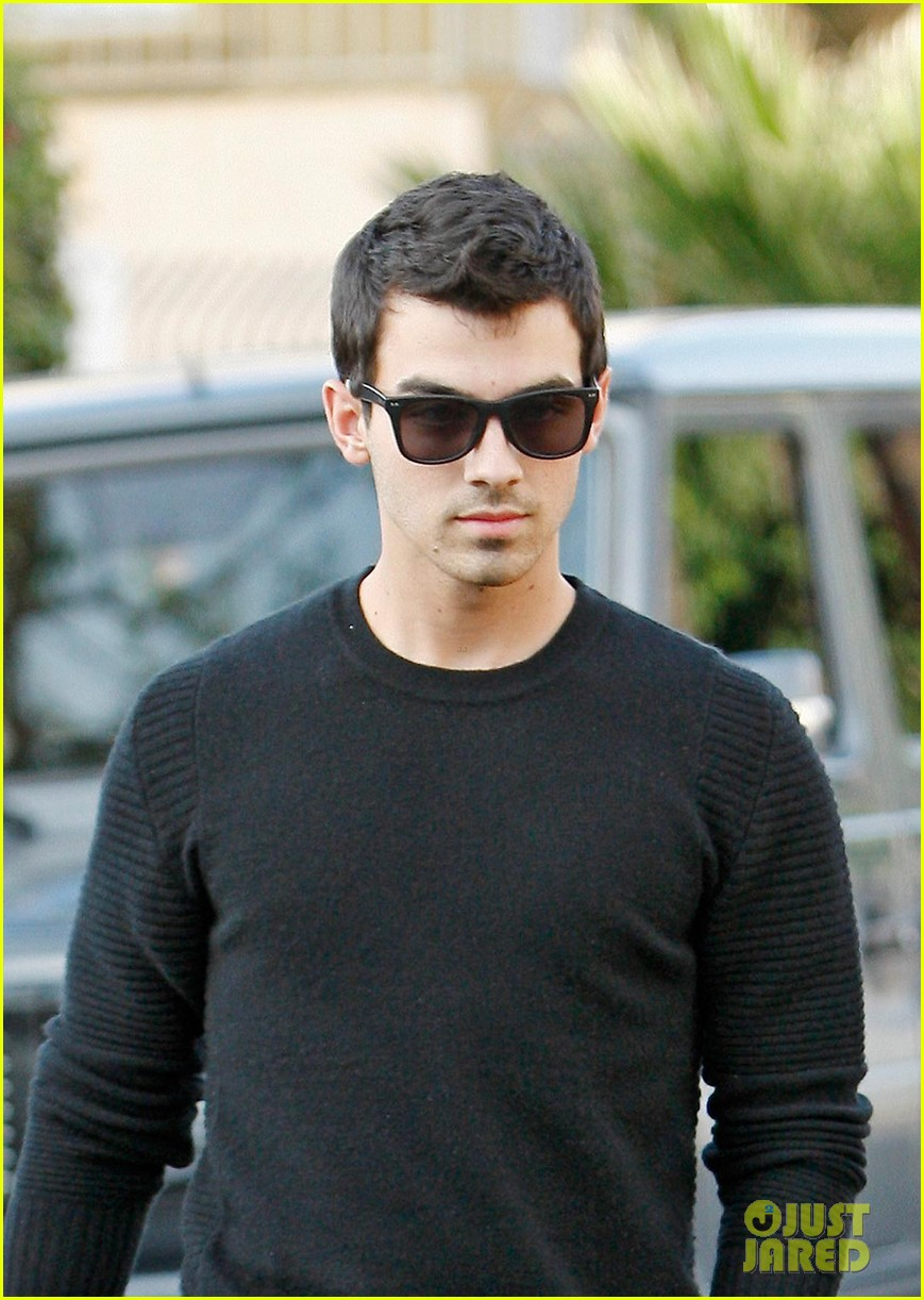 Joe Jonas Spotted After Jonas Brothers Tour Cancellation
