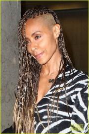 jada pinkett smith braided hair