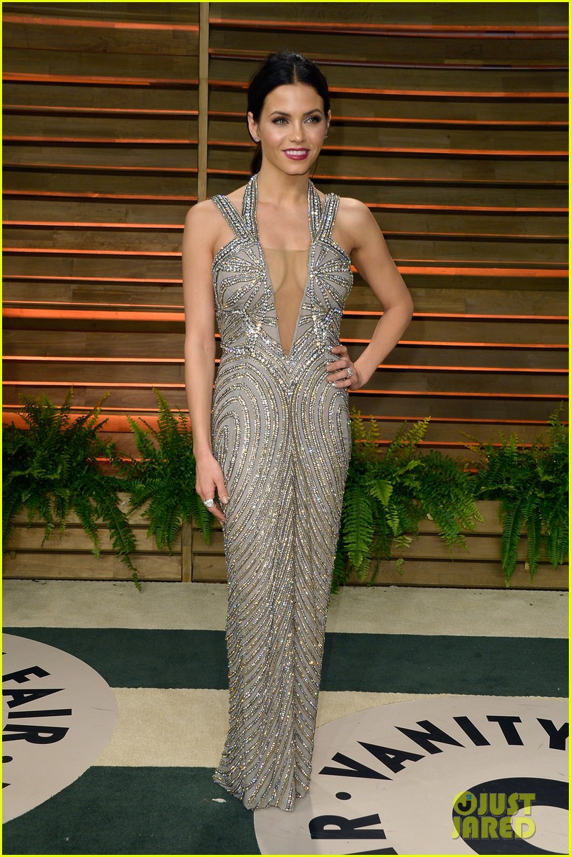 jenna dewan channing tatum vanity fair oscars party 2014 03