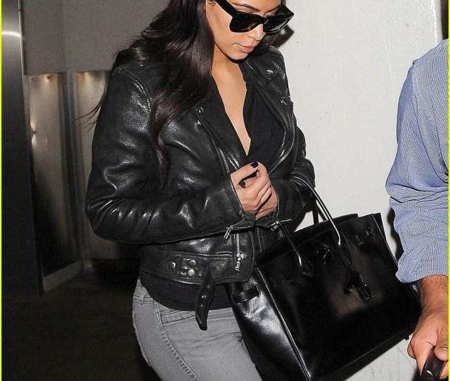 Kim Kardashian Shares Big Booty Pic Of Her Khloe