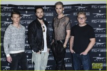 Tokio Hotel Celebrate 'kings Of Suburbia' Release
