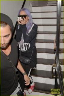 Amanda Bynes Hair Violet
