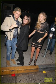 Miley Cyrus Birthday Party 22nd