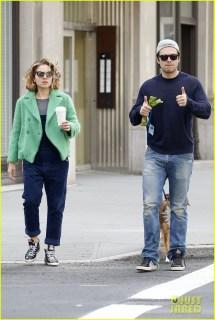 Sebastian Stan Girlfriend Margarita Levieva