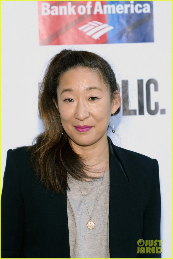 Sandra Oh Actress