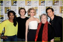 'american Horror Story Hotel' Comic- Panel Character