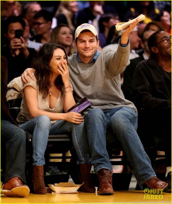 Mila Kunis & Ashton Kutcher' Wedding Details Emerge