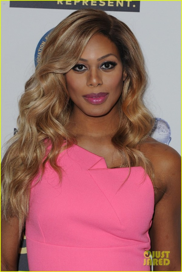 Laverne Cox NAACP Awards