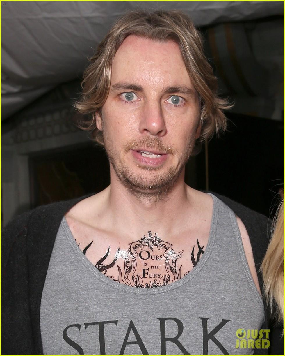 Dax Shepard Tattoos : shepard, tattoos, Kristen, Shepard, 'Game, Thrones', Tattoos, Season, Premiere!:, Photo, 3627855, Shepard,, Thrones,, Pictures, Jared