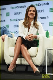 Jessica Alba Talks Honest Company Techcrunch 2016