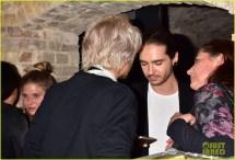 Tokio Hotel' Bill Kaulitz Celebrates 'billy' Book Launch