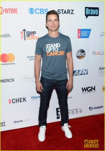 Matthew Bomer Actor De White Collar Tru Calling Chuck