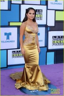 Latin American Music Awards Dresses