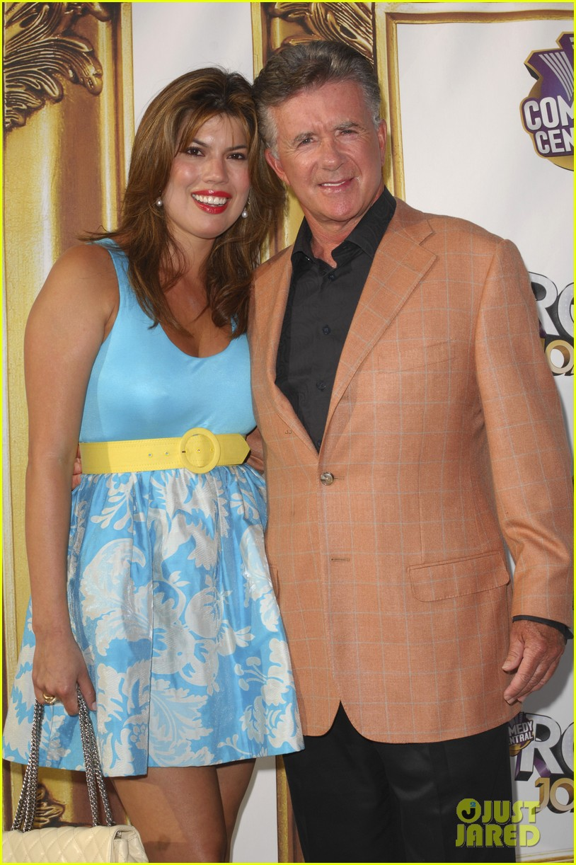 Alan Thickes Wife Tanya Shared a Sweet Photo Together Two Days Before His Death Photo 3827838