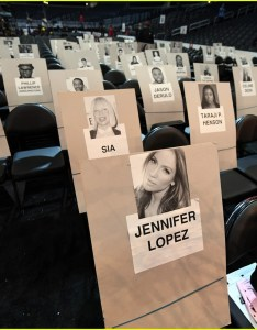 Grammys seating chart where are the stars sitting also photo rh justjared