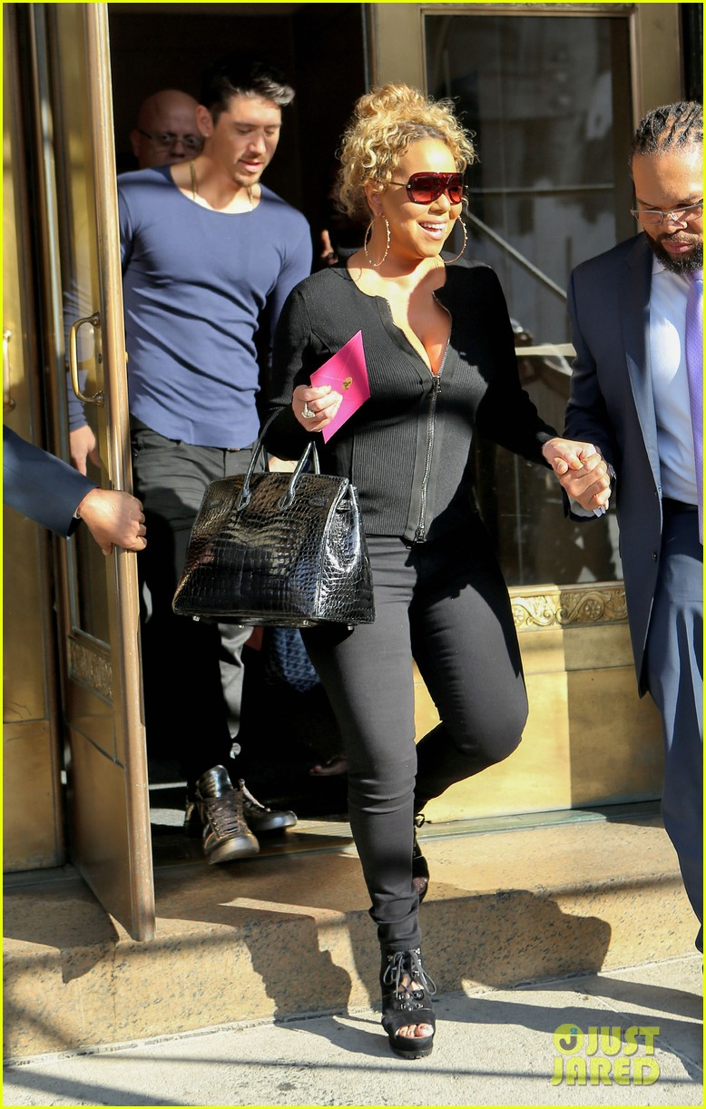 Mariah Carey  Boyfriend Bryan Tanaka are All Smiles in NYC Photo 3943678  Bryan Tanaka
