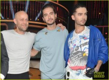 Tokio Hotel' Tom & Bill Kaulitz Step Of Dream