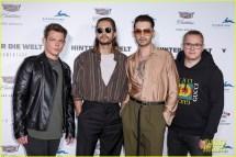 Tokio Hotel' Tom & Bill Kaulitz Premiere Documentary