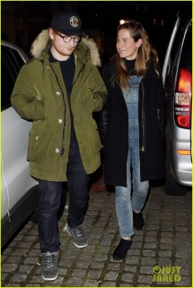 Ed Sheeran Engaged Cherry Seaborn 4017319