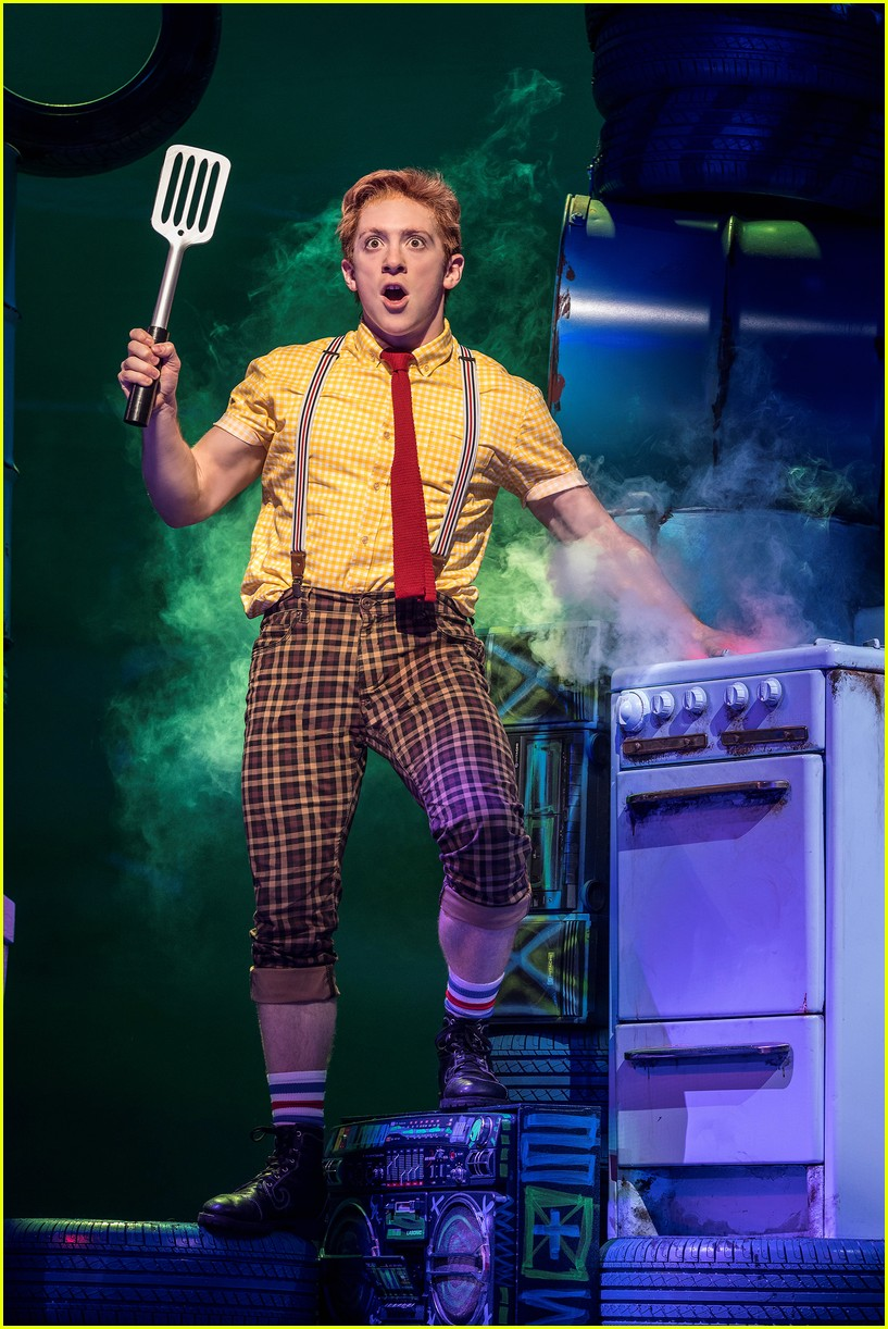 Spongebob Musical Trailer : spongebob, musical, trailer, Broadway's, 'SpongeBob', Actor, Ethan, Slater, These, Facts!, (Exclusive):, Photo, 4024985, Facts,, Broadway,, Slater,, Exclusive, Pictures, Jared