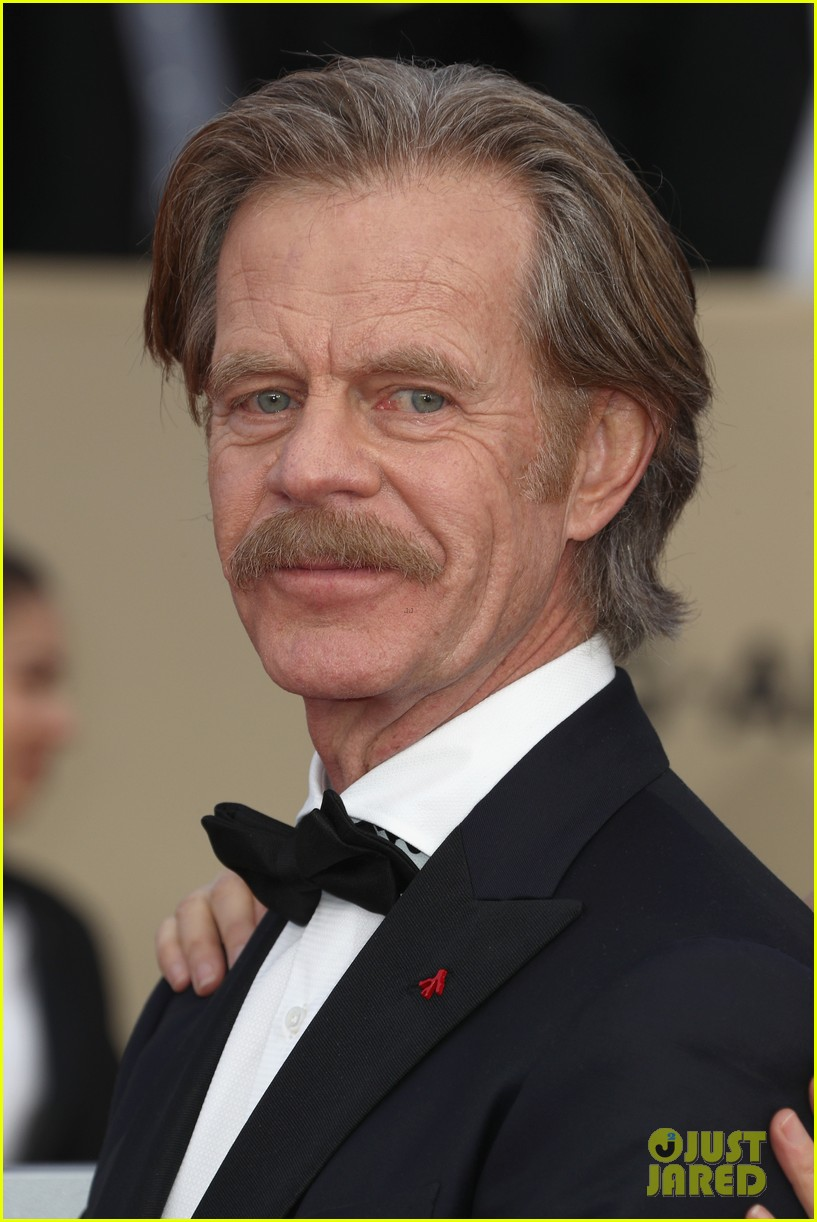 William H Macy Wins Best Actor in a Comedy Series at SAG