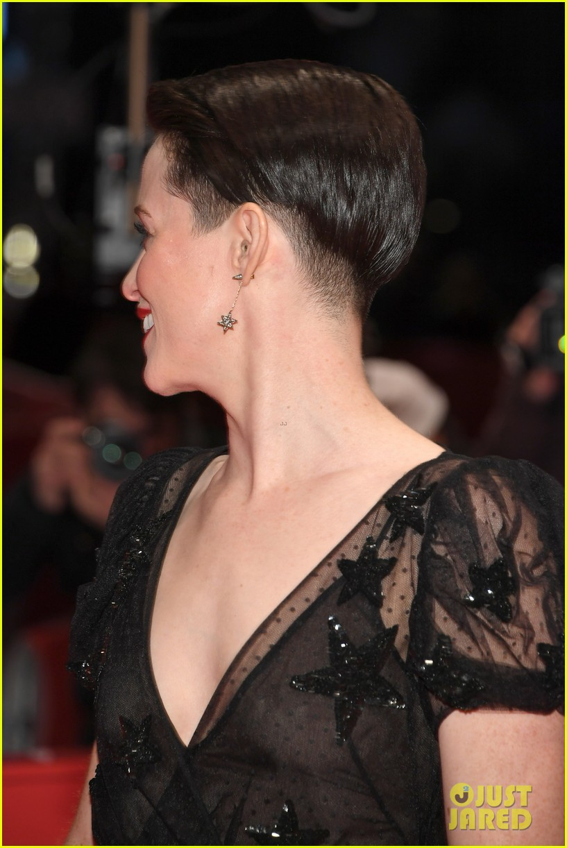 Claire Foy Premieres Unsane At Berlin Film Festival 2018