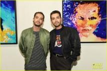 Tokio Hotel' Tom & Bill Kaulitz Step Life Art