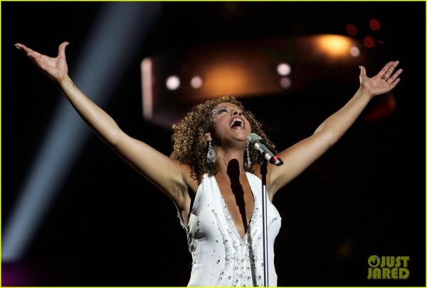 Singer Glennis Grace Run America Talent Year Of Clean Water
