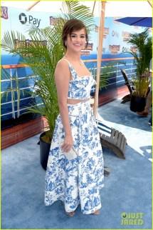 Hotel Transylvania Premiere Selena Gomez 3