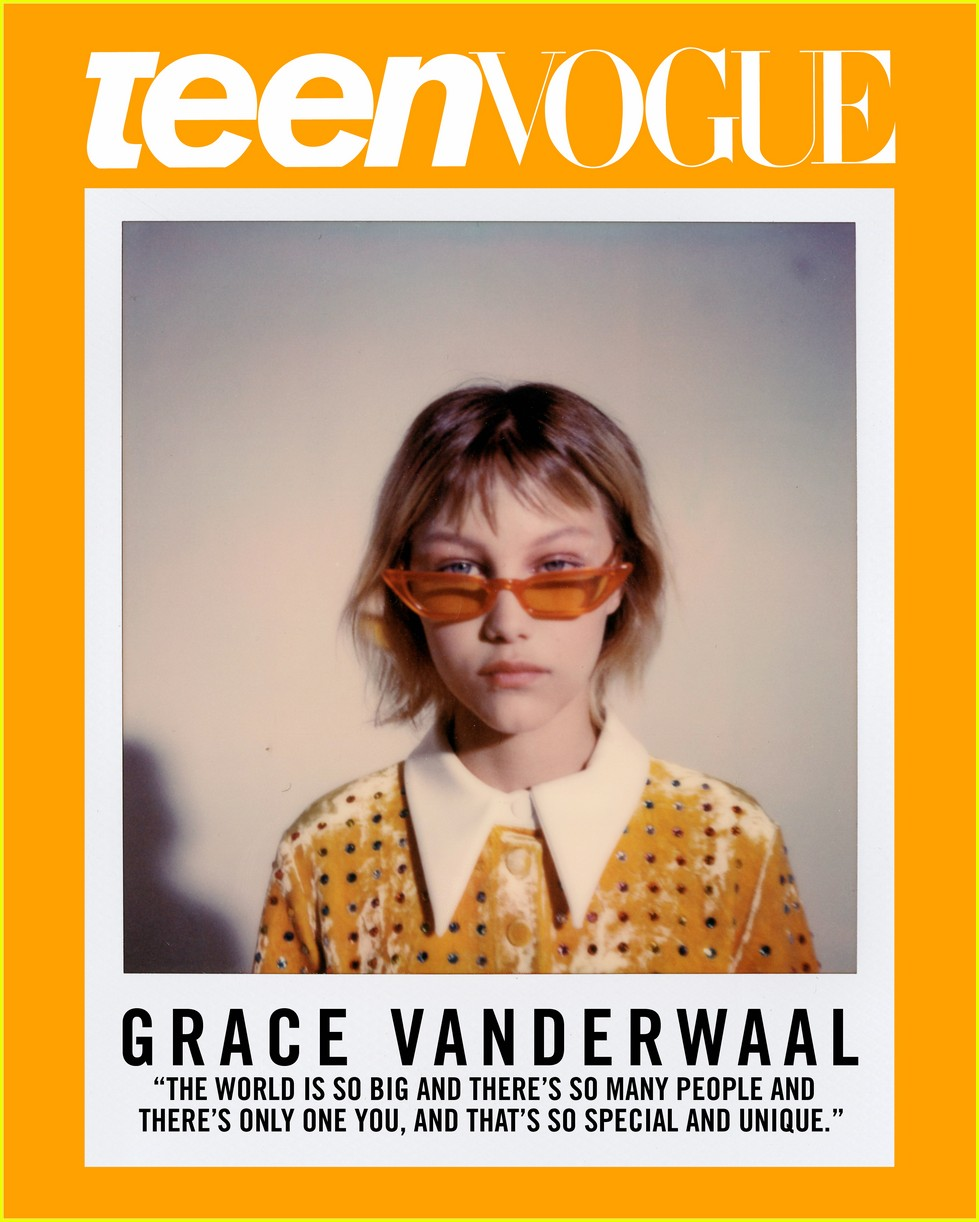 Grace VanderWaal Opens Up About Life After Americas Got Talent Photo 4104364 Grace