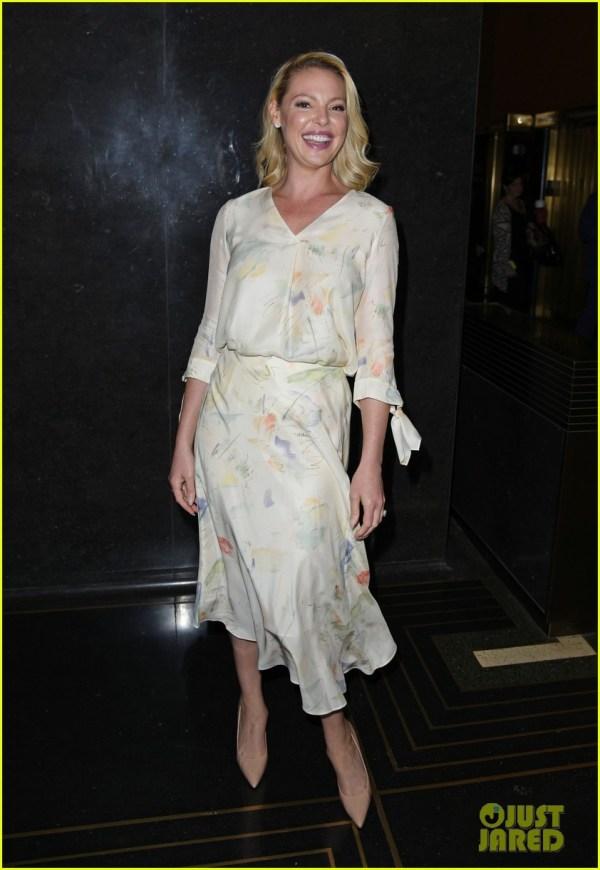 Katherine Heigl Congratulates 'grey' Anatomy' -star Sandra Emmy Nomination