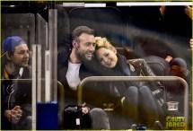 Jennifer Lawrence Kisses Boyfriend Cooke Maroney