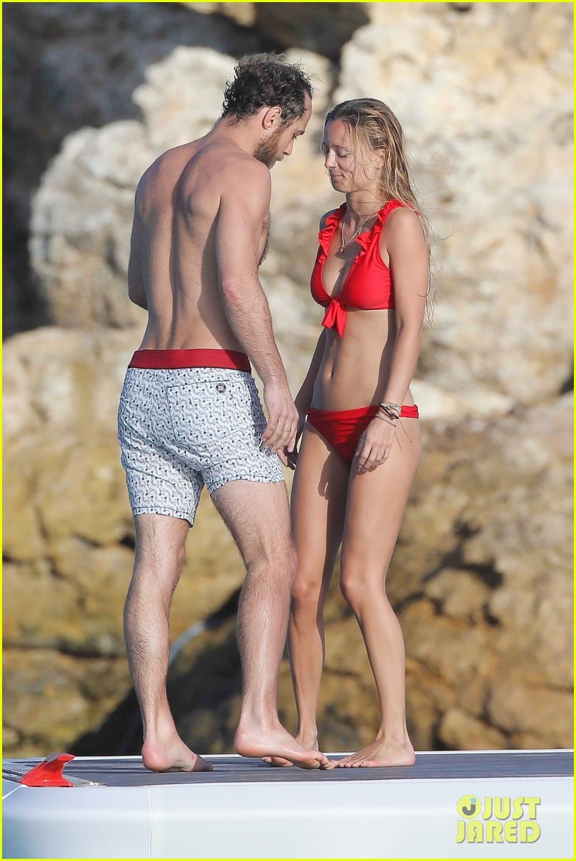 James Middleton Packs on the PDA With New Girlfriend in St Barts Photo 4204644  Bikini