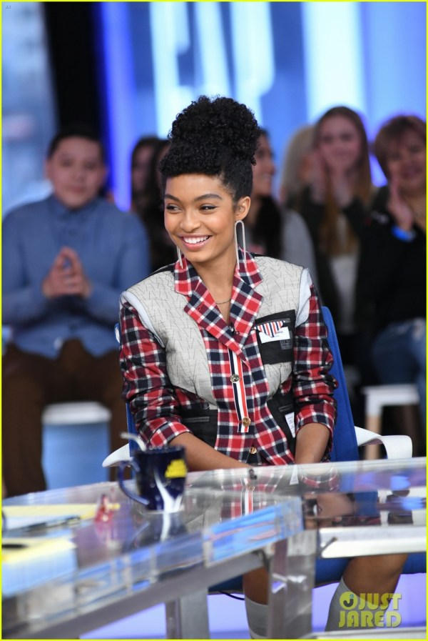 Yara Shahidi Shares Inspirational Goals 2019 4204472