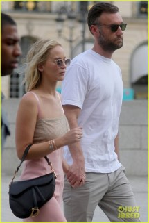 Jennifer Lawrence Engaged Cooke Maroney Rep
