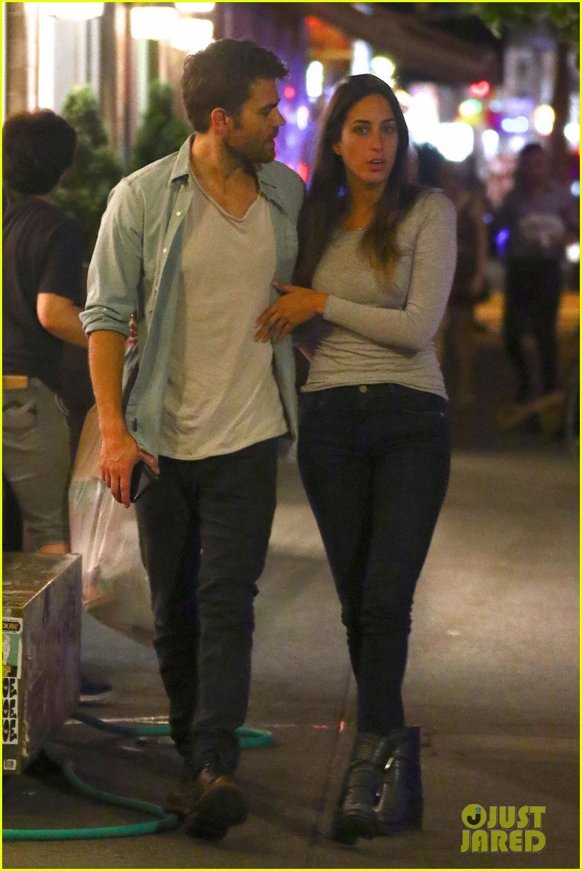 Paul Wesley Is Reportedly Married to Ines de Ramon Photo 4226245  Ines de Ramon Paul Wesley