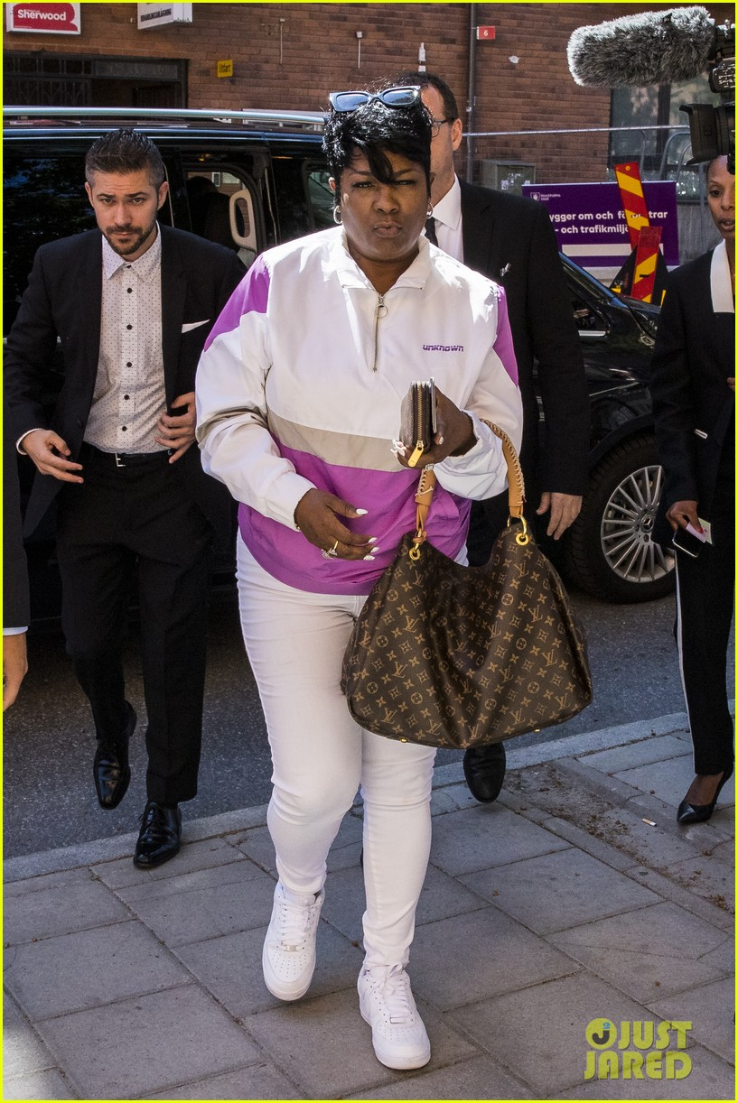 A Ap Rocky Pleads Not Guilty As Trial Begins In Sweden