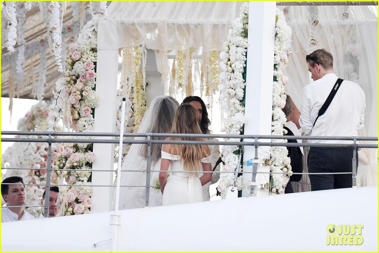 Heidi Klum  Tom Kaulitz Get Married Again  See Wedding
