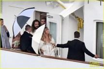 Heidi Klum & Tom Kaulitz Married - Wedding