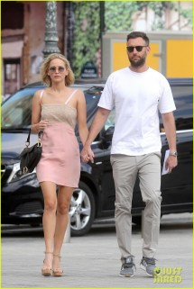 Jennifer Lawrence Marries Cooke Maroney In Star-studded